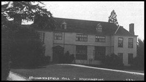 Badmondisfield Hall Wickhambrook